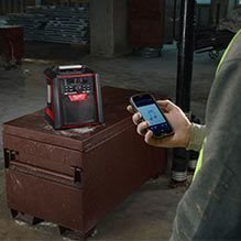 Milwaukee® Introduces First Charging Radio with Bluetooth® for the Jobsite